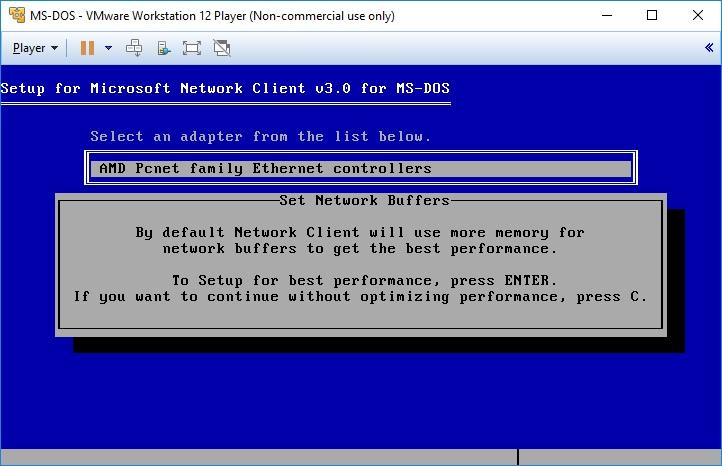 vmware_msdos_msnetworkclient_installation05
