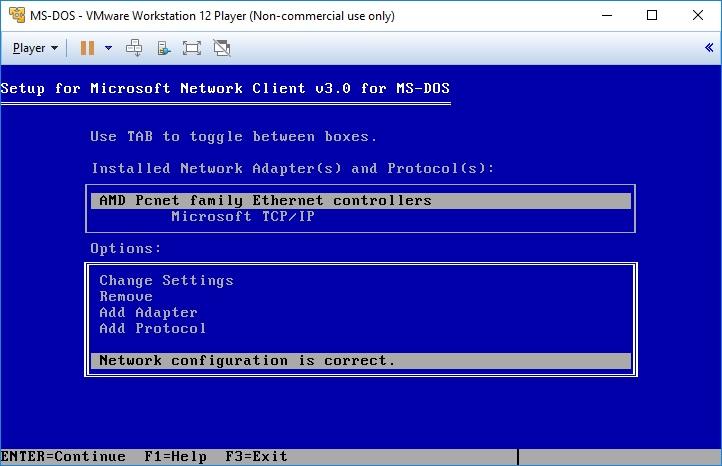 vmware_msdos_msnetworkclient_installation10